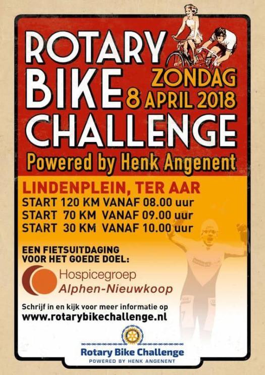 Rotary Bike Challenge